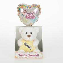 Lotsa Love You're Special Little Bear & Balloon