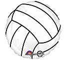 Volleyball Mylar